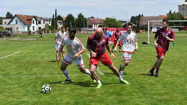 Poprvé se moravskobudějocký turnaj v malé kopané konal loni, kdy se o prvenství utkalo jedenadvacet týmů.