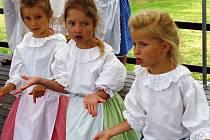 Zahradní slavnost v Domě sv. Antonína v Moravských Budějovicích.