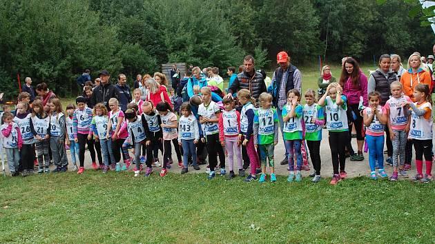 Rekordních 191 milovníků pohybu nastoupilo k jubilejnímu, 25. ročníku běhu Matyáše Žďárského.