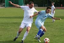 Třebíčští prodloužili sérii bez porážky na sedm zápasů, ale o spokojenosti nemohla být řeč.