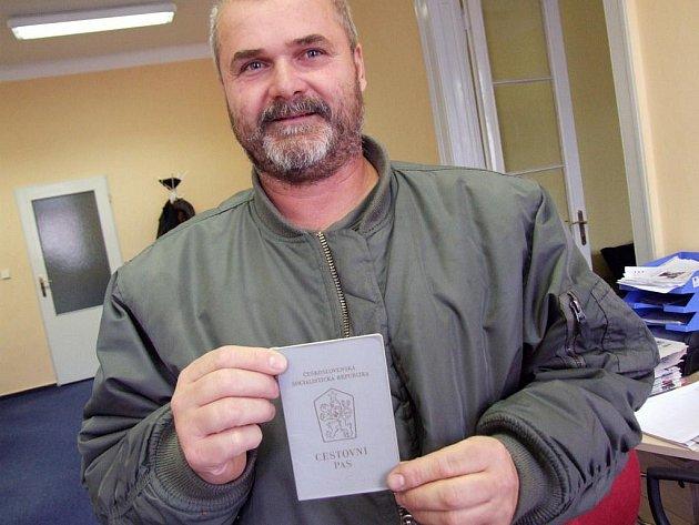 Petr Chmel.
