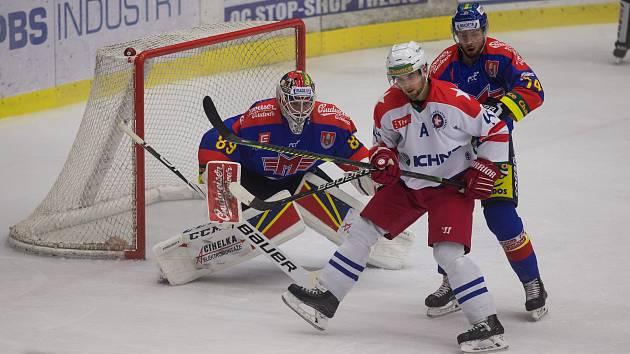 Třebíčští hokejisté se revanšovali a podruhé Benátky porazili