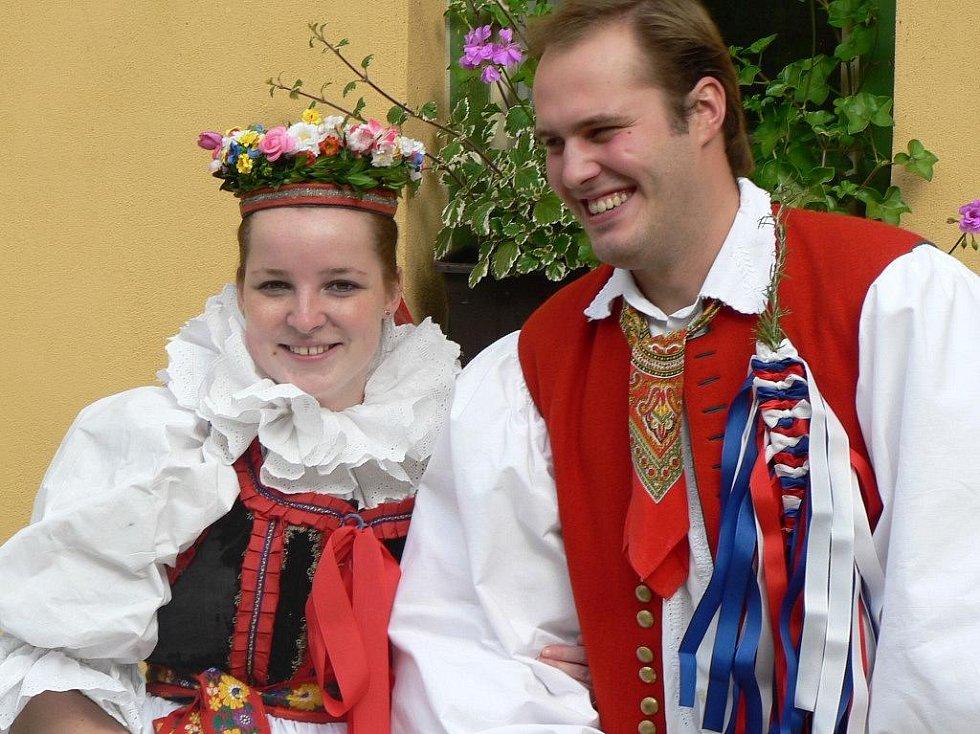 Tradiční krojované hody se o nadcházejícím víkendu konají v Rouchovanech.