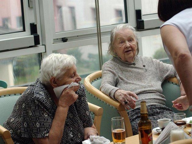 Na Vysočině je 23 domovů důchodců.