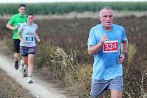 Robert Reichel na Třebíčském půlmaratonu.