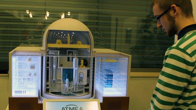Evakuace při jaderné havárii nebude nutná, slíbila Atmea
