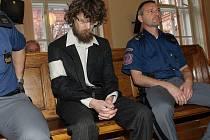 Na doživotí poslal dnes brněnský krajský soud Radima Odehnala, obviněného z vraždy v Komárově.