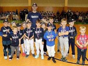 Nuclears vyhlásili nejlepší mladé baseballisty