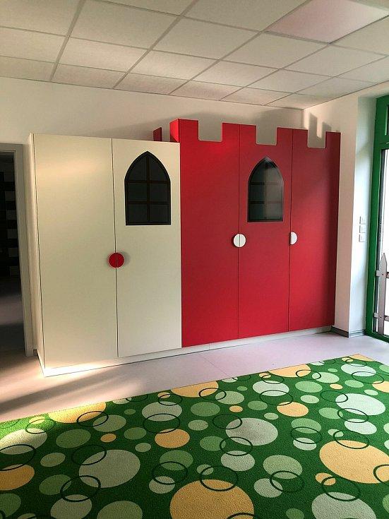 Otevření přístavby Mateřské školy Okříšky