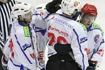 Hokejoví junioři Horácké Slavie po zvládnutém zápase 12. ligového kola v Písku se v následujícím utkání na domácím ledě proti nebezpečné Chrudimi na vítězství nadřeli. Třebíčští mladíci osmkrát inkasovali.