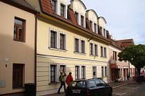 Budovu bývalého školského úřadu v Třebíči na Otmarově ulici nabízí stát za šest milionů korun.