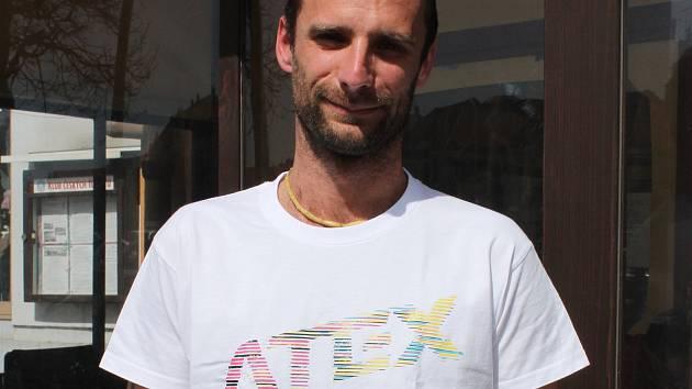Tomáš Švaříček.