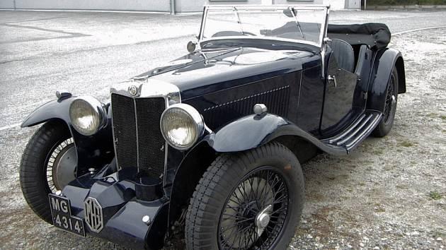 Třebíčské MG nese přesné označení KN 0440 bylo vyrobeno 28. srpna roku 1935.