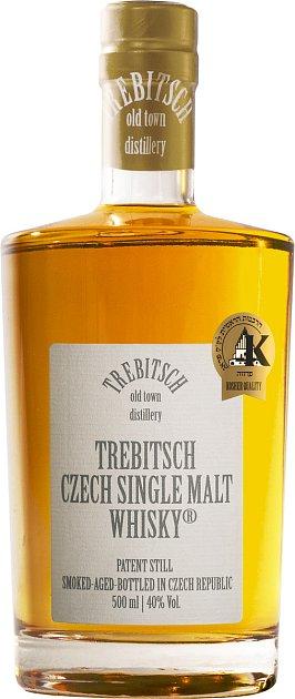 Třebíčská whisky