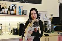 V červnu už to bude šest let, kdy Natálie Stejskalová poprvé otevřela dveře své kavárny MUFin Coffe&Cakes.