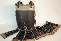 Po zrestaurování v Maďarsku bude samurajská zbroj součástí nové expozice.