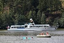 Loď Vysočina oficiálně vyplula