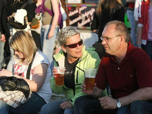 Třebíčské slavnosti piva.