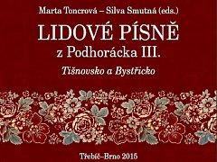 Sbírka Lidové písně z Podhorácka III.