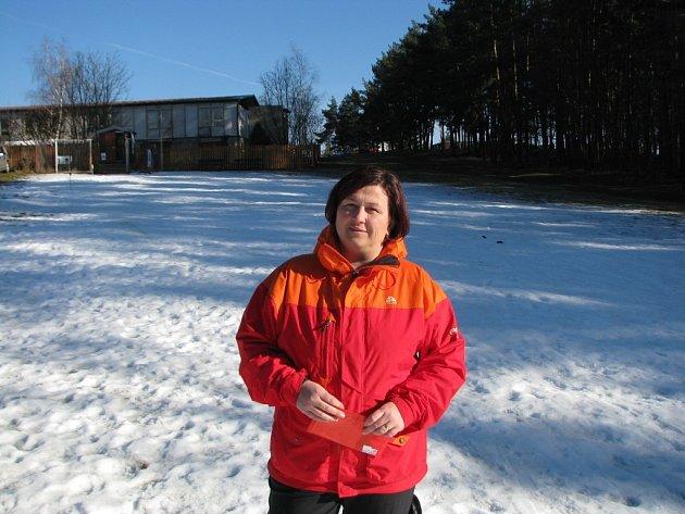 Baby Třebíč provozuje Alice Fukasová už od roku 2002. Letošní sezona bude patřit mezi ty nepovedené.