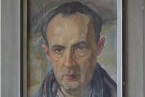 Tento týden jsou v třebíčském muzeu ve výdejním okýnku k vidění obrazy Svatopluka Máchala.