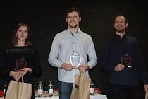 Vítězem hlavní kategorie se stal atlet třebíčského Spartaku Aleš Svoboda, o kterém rozhodla komise. Na dalších místech se umístili Vojtěch Fiala a Veronika Janíčková.