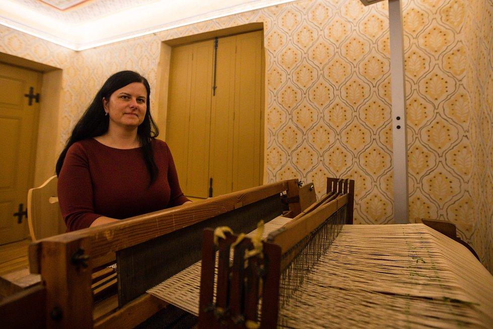 Centrum tradiční lidové kultury v Třebíči.