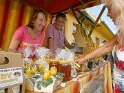 Den medu v Cidlině