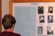 Výstava vypráví příběh o židovském osídlení na Jemnicku. K vidění ve vestibulu kulturního domu v Jemnici bude až do 9. června.