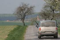 Návrh obchvatu Okříšek, Krahulova a Červené Hospody počítá s využitím současných silnic. Kopírovat má i trasu současné vozovky mezi Krahulovem a Hvězdoňovicemi.