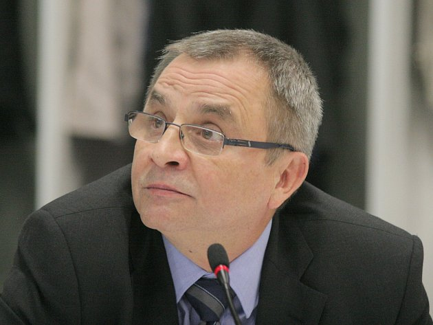 Lídr uskupení Třebíč Občanům! Jaromír Barák.