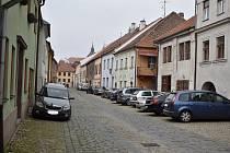 Nově budou moci do Zámostí a židovské čtvrti vjet pouze rezidenti a lidí, kteří v místě podnikají.
