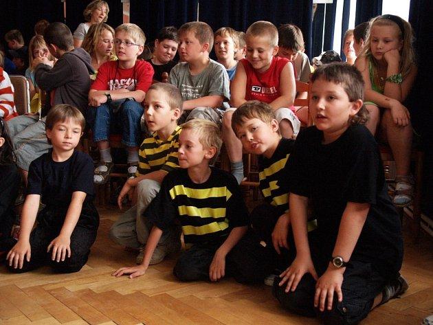 Divadelní mládí se představilo v Třebíči