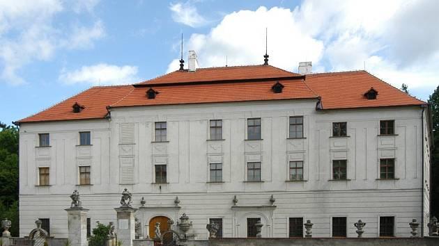 Budišovský zámek