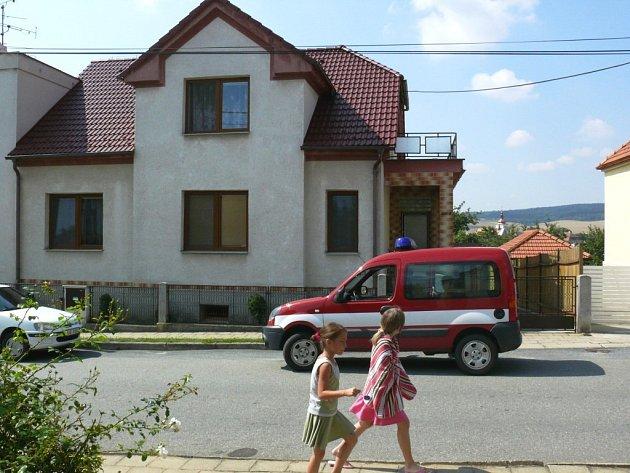 Podle svědectví místních obyvatel k neštěstí došlo v tomto domě.