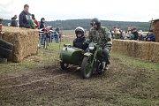 Ostašovský Fichtl Cup se vydařil. Konaly se taky průjezdy armádních veteránů.