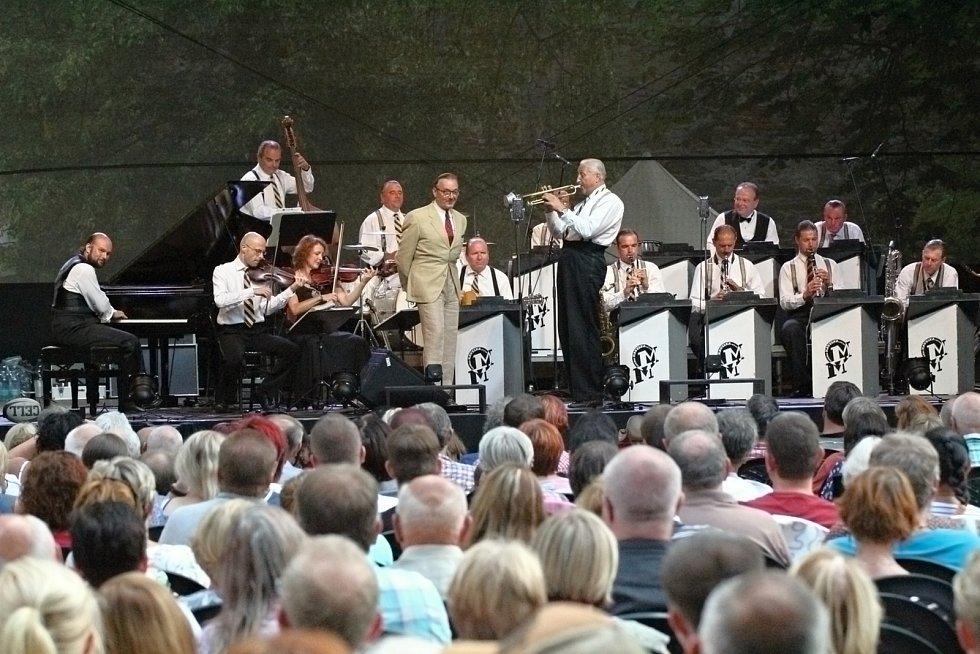 Ondřej Havelka a Melody Makers na Folkových prázdninách