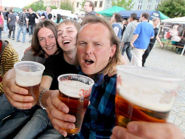 Sedmnácté Třebíčské slavnosti piva..
