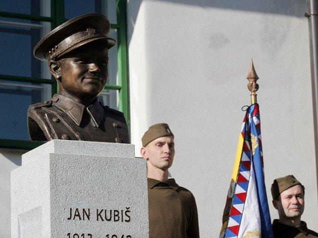 Otevření stálé expozice Jana Kubiše vDolních Vilémovicích