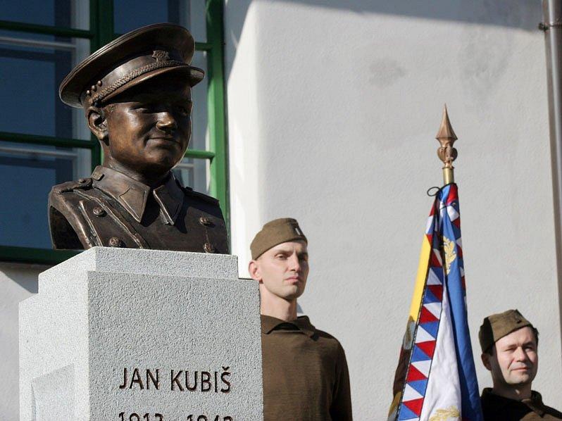 Otevření stálé expozice Jana Kubiše v Dolních Vilémovicích