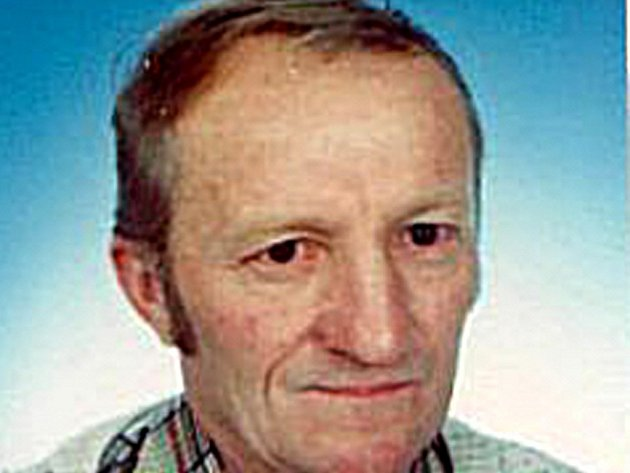 Vladimír Bastl. Je pohřešovaný od 2. února 1999.