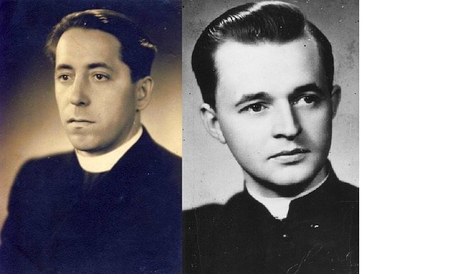 Václav Drbola a Jan Bula.