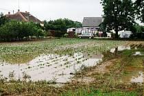 Až do úterý trvá výstraha meteorologů, že mohou nad území Třebíčska i celé Vysočiny přijít další přívalové srážky místy s krupobitím