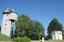 Rozhledna vznikne po rekonstrukci věže vodojemu.