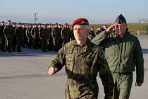 Z taktické základny se stalo vrtulníkové centrum české armády. Základna u Náměště tím započala novou éru.