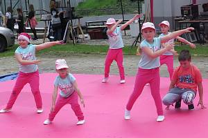 Den dětí v Borovině.