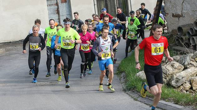 Běžecký závod, ilustrační foto.