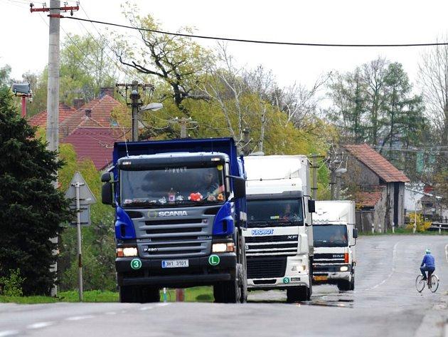 Kraj Vysočina zatím neví, jak zajistí ochranu obyvatel před nadměrným hlukem ze silniční dopravy.