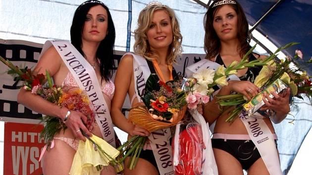 Miss Pláž 2008.