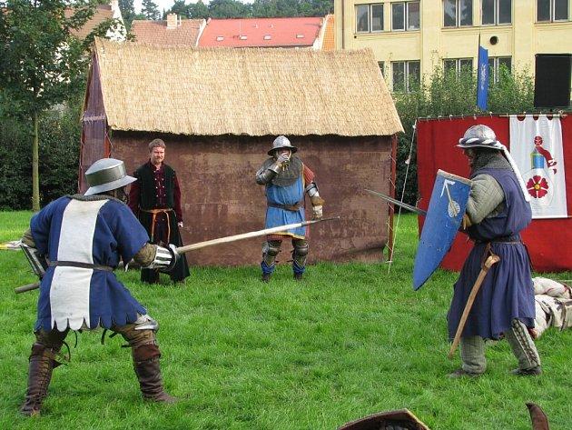 Třebíčská Podzámecká niva se vrátí do středověku, blíží se slavnost Tří kápí